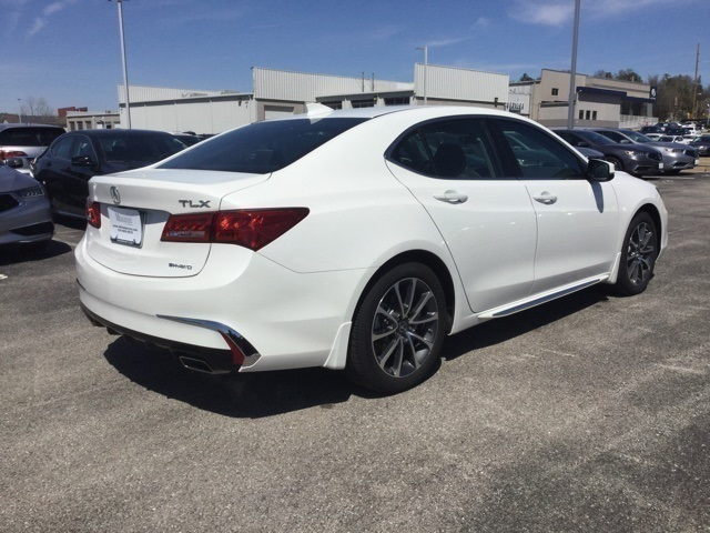 Certified Pre-Owned 2018 Acura TLX 3.5 V-6 9-AT SH-AWD with Technology Package